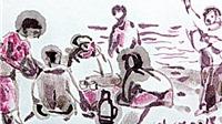 Ngẫm ngợi cuối tuần: Thấp thoáng 'bến tình yêu' ở Hồ Tây