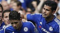 Oscar và Costa gây gổ, HLV Hiddink lại... vui mừng