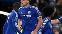 Chelsea 3-3 Everton: Chủ nhà có điểm nhờ bàn thắng việt vị của Terry ở phút... 98