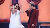 VIDEO: Mạnh Quỳnh bối rối hát 'Vợ người ta' bên 8 cô dâu xinh đẹp