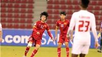 VIDEO: Công Phượng kiến tạo, Tuấn Anh ghi bàn đẹp cho U23 Việt Nam