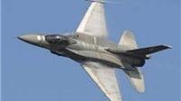 Rơi máy bay chiến đấu của Không quân Mỹ