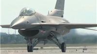 Phi công trong vụ rơi máy bay chiến đấu F-16 ở Mỹ bị nghi đã chết