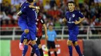 B.Bình Dương đánh bại Á quân Thai-League