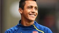 CẬP NHẬT tin tối 24/1: Sanchez quyết 'ăn 3' cùng Arsenal. M.U hỏi mua hậu vệ của Wolfsburg
