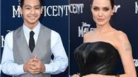 Angelina Jolie: Maddox xem phim hạng R từ năm 11 tuổi
