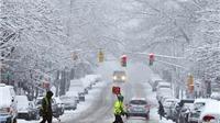 Thư nước Mỹ: New York trong cơn bão tuyết lịch sử