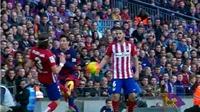 Luis Enrique 'nổi điên' sau pha phạm lỗi của Filipe Luis với Messi