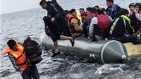 33 người di cư chết trong vụ lật thuyền trên biển Aegean Thổ Nhĩ Kỳ