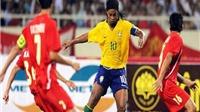 Ronaldinho, Ronaldo lỗi hẹn với Việt Nam