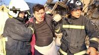 Ảnh: Toàn cảnh Đài Loan sau trận động đất mạnh 6,4 độ richter