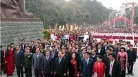 Phó Thủ tướng Chính phủ Nguyễn Xuân Phúc dự khai hội Gò Đống Đa – Hà Nội