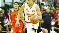 Giải bóng rổ nhà nghề Đông Nam Á 2015-2016: Sài Gòn Heat ngược dòng ngoạn mục