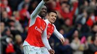 Danny Welbeck nói gì sau 'bàn thắng vàng' vào lưới Leicester?