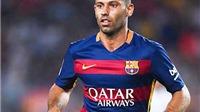 CĐV Barca 'cầu xin' Messi nhường phạt đền cho Mascherano ghi bàn