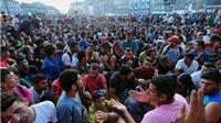 200 nghìn người tị nạn đang chờ ở Bắc Phi để tràn vào châu Âu