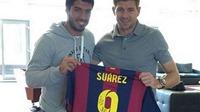 Luis Suarez đến Camp Nou, Barca phải cảm ơn Gerrard