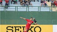 B.Bình Dương 1-1 Jiangsu FC: 'Chelsea Việt Nam' chia điểm với 'đại gia' bóng đá Trung Quốc