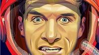 Thomas Mueller: Nhà du hành vũ trụ của bóng đá