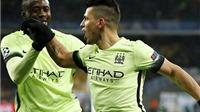 Dynamo Kyiv 1-3 Man City: Cứu vớt thể diện cho người Anh
