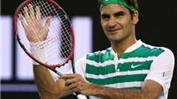 Roger Federer tập luyện trở lại sau ca phẫu thuật đầu gối