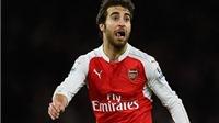 Mathieu Flamini sẽ rời Arsenal trong mùa Hè này