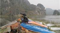 Kỳ công dâng nước 400 mẫu đầm Vân Long để quay 'Kong: Skull Island'