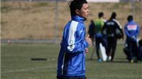 Công Phượng được Mito Hollyhock đăng ký bổ sung, HLV Hữu Thắng dự khán trận SLNA – QNK Quảng Nam