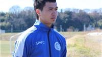 Tuấn Anh, Công Phượng đặt mục tiêu ghi bàn cho Yokohama FC và Mito Hollyhock