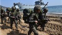 Triều Tiên lên án gay gắt cuộc tập trận chung Mỹ - Hàn