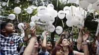 Vụ máy bay MH370 mất tích: Người thân của các nạn nhân Trung Quốc kiện hãng Malaysia Airlines