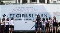 Tổng thư ký LHQ Ban Ki-moon kêu gọi 'quét sạch thiên khiến về phụ nữ'