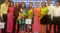 TPHCM tuyên dương 50 văn nghệ sĩ được trao tặng danh hiệu Nhà nước