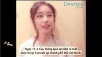 Video: JiYeon của T-ara chào fan Việt qua clip cực dễ thương