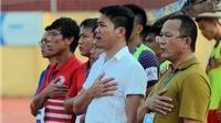 Như Thuần xin rút, Phan Thanh Hùng làm HLV trưởng Than Quảng Ninh