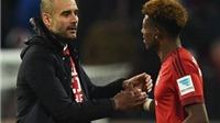 Nhờ Guardiola thay người sáng suốt, Bayern Munich mới đánh bại Juventus