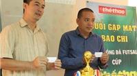 10 triệu đồng cho đội vô địch  giải bóng đá mini Cúp Báo Thể thao TP.HCM 2016
