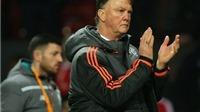 CẬP NHẬT tin sáng 19/3: Van Gaal: 'Derby Manchester mang ý nghĩa sống còn'. Lee Nguyễn gia hạn hợp đồng