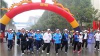Hơn 6000 người tham gia ngày chạy Olympic tại Thanh Hóa