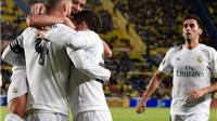 Link truyền hình trực tiếp và sopcast trận Real Madrid - Sevilla (02h30 ngày 21/3)