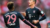 Cologne 0-1 Bayern: Lewandowski giúp Bayern tìm lại thói quen chiến thắng