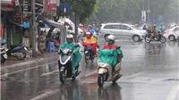 Thời tiết hôm nay: Bắc Bộ nồm ẩm, ngày và đêm có mưa