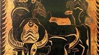 Họa sĩ Trần Nguyên Đán - Suốt đời với tranh khắc gỗ