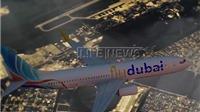 Video 3D tái hiện vụ tai nạn máy bay Boeing 737 của FlyDubai