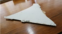 Mảnh vỡ máy bay ở Mozambique 'gần như chắc chắn' là của MH370