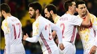 CẬP NHẬT tin sáng 25/3: Tây Ban Nha thoát thua nhờ cầu thủ 35 tuổi. Pique vô kỷ luật nhất Barca