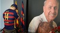 Vì Johan Cruyff, Barca có thể đổi tên sân Camp Nou