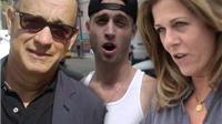 Vợ chồng Tom Hanks bị kiện vì để con trai lái xe gây tai nạn