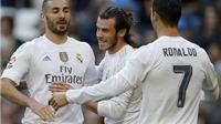 Hướng tới 'Kinh điển': Cứ BBC ra sân đầy đủ là Real thua Barca!