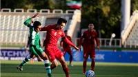 Iraq 1-0 Việt Nam: Tuyển Việt Nam thua trận đầu dưới thời HLV Hữu Thắng